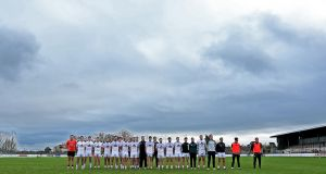 Kildare have started their 2017 league campaign in style. Photograph: Donall Farmer/Inpho