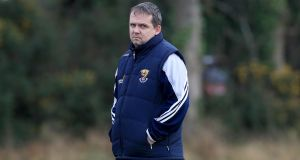 Wexford manager Davy Fitzgerald enjoyed an important win over Limerick on Sunday. Photograph: Donall Farmer/Inpho