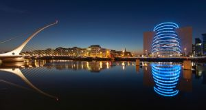 The commission said that after a mixed picture in the first half of 2016, Ireland's economy performed better in the third quarter with core domestic demand up by 3.4 per cent on the year