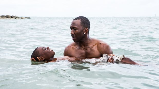 Hope floats: Mahershala Ali and Alex R Hibbert in in Barry Jenkins Oscar-nominated Moonlight