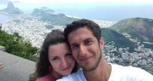 Lilla and Marcelo: 'I didn't know he was 6,000 miles from me when we started chatting online.'
