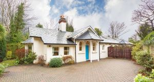 Distinctive detached Foxrock home asking €975,000