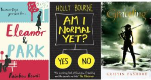 Three of the best contemporary YA novels with a love theme