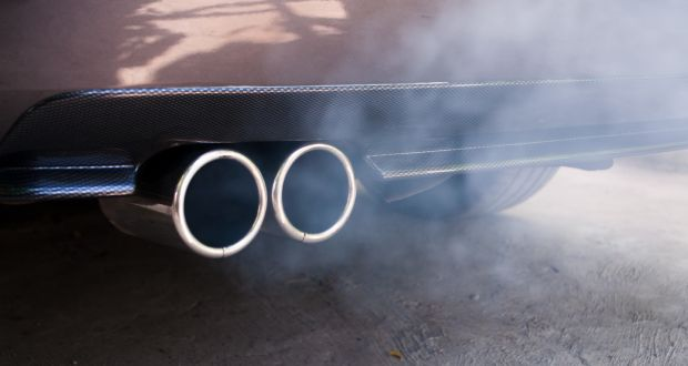 Since the introduction of the CO2-based motor taxation system in 2008, Irish drivers have been effectively incentivised into buying diesel-engined cars. Photograph: Getty Images/iStockphoto