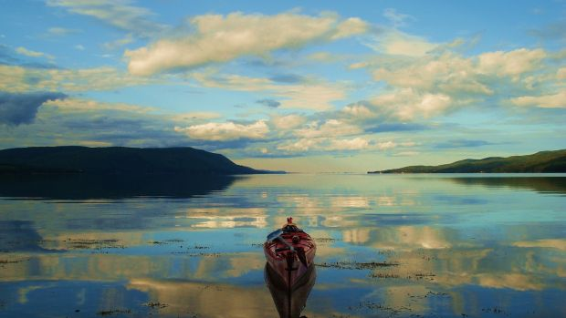 North River Kayak, near Beddeck, Nova Scotia, offers kayaking packages that range from leisurely to intensive.