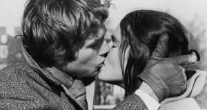 Ali MacGraw and Ryan O'Neal in Love Story. Photograph: Getty Images