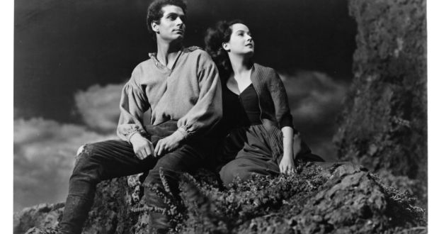 Laurence Olivier and Merle Oberon in Wuthering Heights. Photograph: Michael Ochs Archives/Getty Images