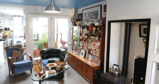 Open Plan: Janie Lazaru0027s Cottage In Glasthule, Co Dublin. Photograph: Aidan