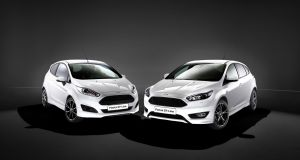 Ford's new ST Line inclues Fiesta, Focus and Mondeo amongst others