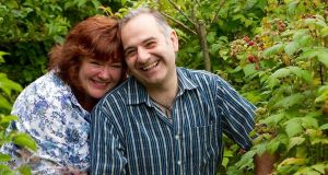 Fiona and Malcolm Falconer moved from  London  to Wexford in search of a different way of life
