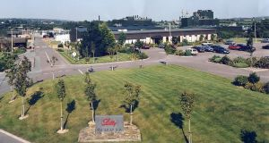 The Eli Lilly plant in Cork: The company had deferred investment.