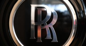 Rolls Royce shares fell more than 4% after the engine-maker reported one of the biggest losses in UK corporate history