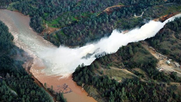 Preventable catastrophe? Oroville Dam's decade of structural issues