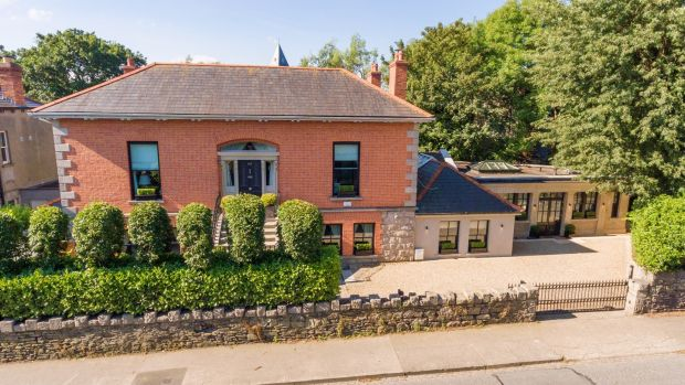 Helen Turkington recently sold her house on Orwell Road in Rathgar for €2.35 million.
