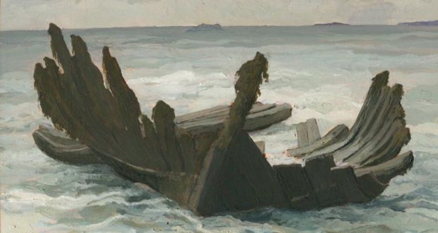 Michael Viney: How ancient is the Thallabawn shipwreck?