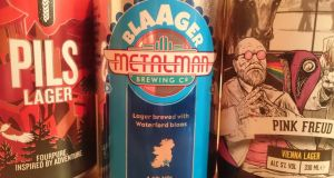 Make mine lager: liking something that doesn't blast your palette to pieces or put you to sleep is cool again