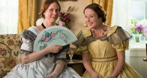 Cynthia Nixon and Jennifer Ehle in Terrence Davies' A Quiet Passion, Wednesday 22nd, 6pm, Light House