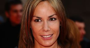 Tara Palmer-Tomkinson died 'of  a perforated ulcer', her family has said. File photograph: Ian West/PA Wire