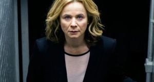 "Emily Watson in  Apple Tree Yard: ""One of the most fascinating things . . . is her preoccupation with being witnessed. 'You made me feel important,' she tells her lover, and her unimportance seems a persistent fear."""