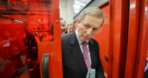 Enda Kenny's leadership has entered the endgame phase. Photograph: Alan Betson/The Irish Times