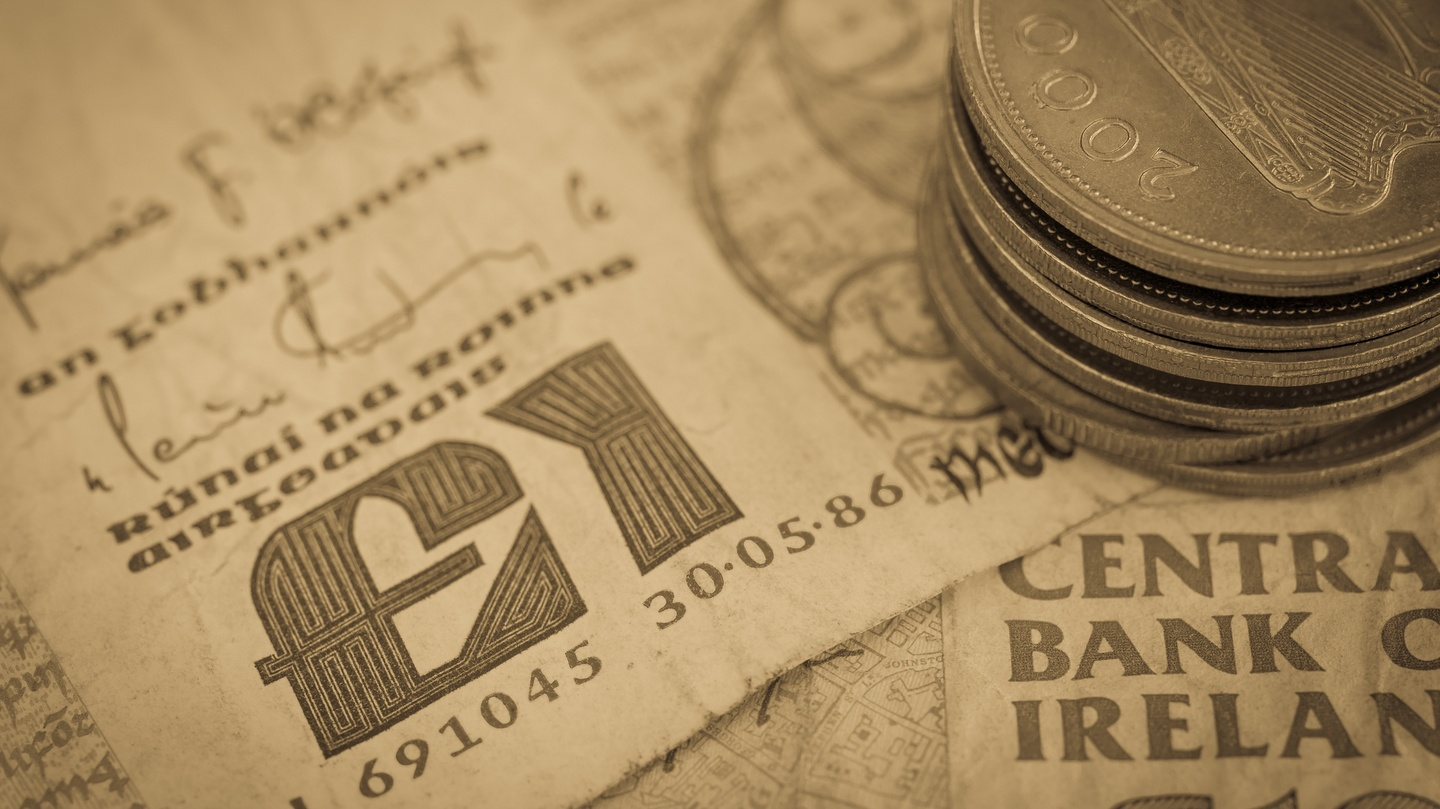John Fitzgerald Irish Effects Of Sterling Euro Exchange Rate Changes Always Short Term