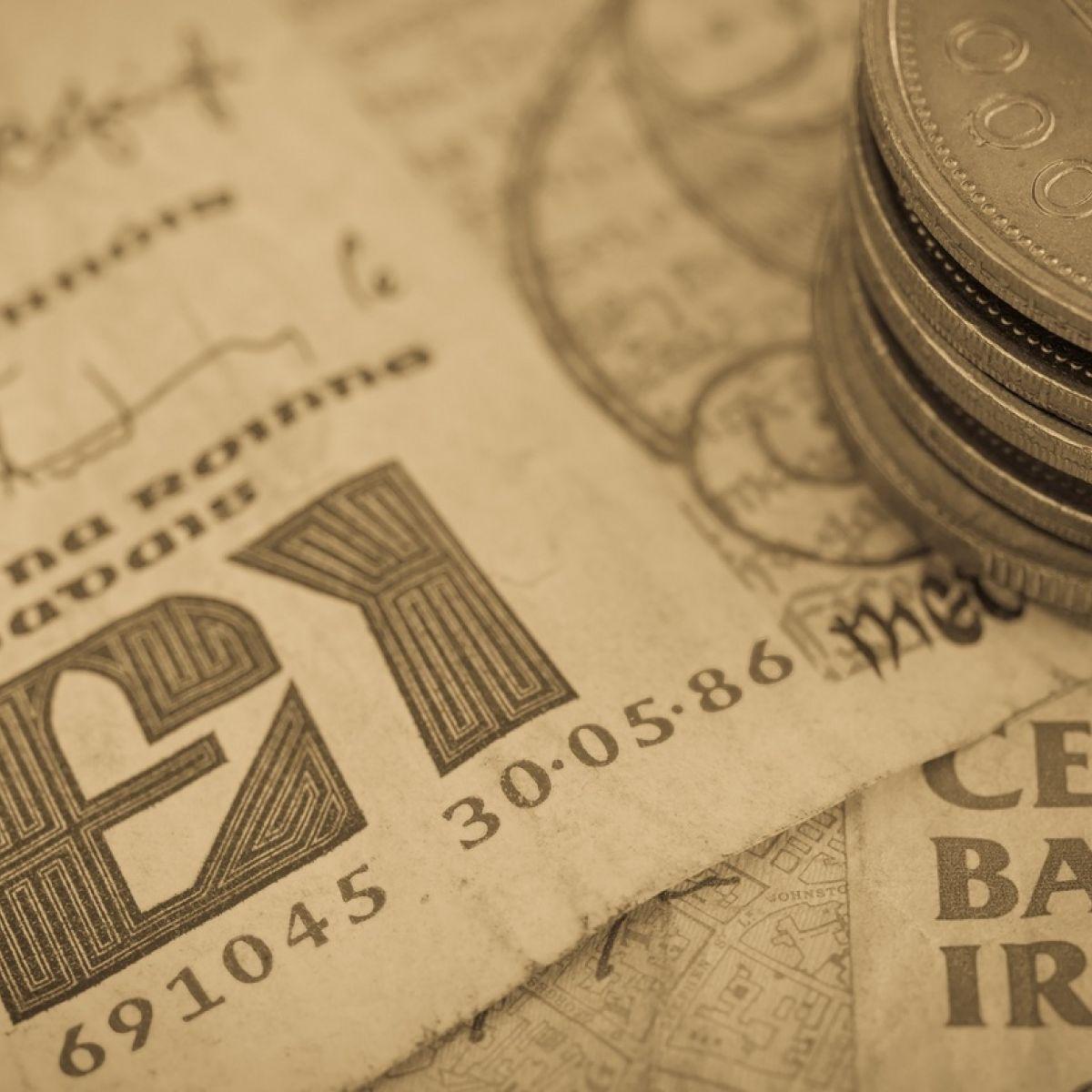Irish Effects Of Sterling Euro Exchange