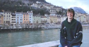 Michael Tierney is an Irish student from Trinity, currently on Erasmus in Science Po, Grenoble.