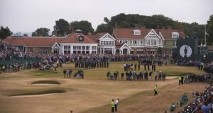 Muirfield last held the British Open in 2013, with Phil Mickelson lifting the Claret Jug. Photograph: Bob Martin/Getty