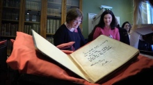 National Library acquires Yeats manuscripts and letters