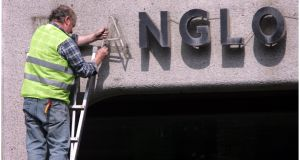 The NTMA has thus far acquired €6 billion of the Anglo Irish-linked bonds and cancelled them. Photograph: Bryan O'Brien
