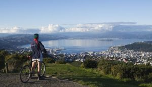 Wellington is a great place for anyone who is into outdoor pursuits. Photograph: Getty Images
