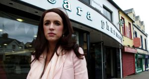 Ramona Nicholas: the pharmacies include Cara, whose directors include Ms Nicholas of RTÉ's 'Dragon's Den', and the Hickey chain, which has 28 outlets