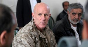 Sources familiar with the decision said  Harward turned down the job in part because he wanted to bring in his own team. File photograph: Reuters