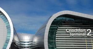 Passenger growth at Dublin airport was aided by the launch of 19 new routes last year.