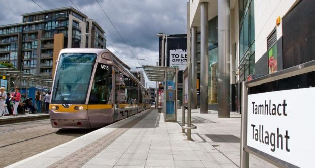 5643568293 Destination Tallaght  The upturn in the Irish economy has coincided with a  growth in the