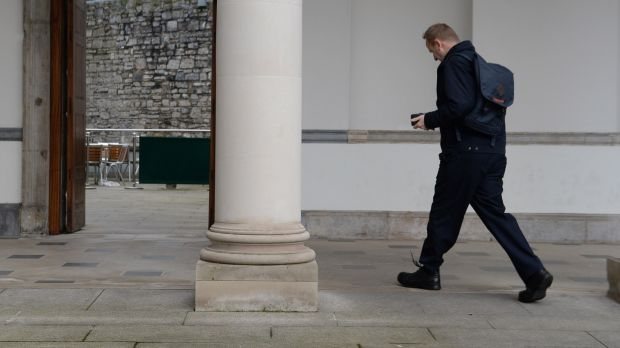 Sgt Maurice McCabe arriving at Leinster House: there are two fundamental reasons why this scandal has become so uniquely destructive: fear and loathing, two of the most powerful and primitive emotions. Photograph: Cyril Byrne