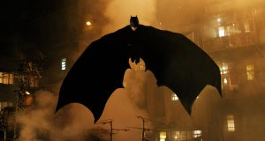 Batman Begins:  Researchers are closing in on technology deployed to power the flying cape in the film Batman Begins.