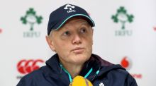 "Ireland head coach Joe Schmidt: ""We've got a few selection headaches and that's exactly what you need."" Photograph:  Dan Sheridan/Inpho"