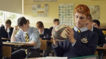 The official trailer for Irish comedy 'Handsome Devil'