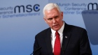 Pence: US 'strongly supports' Nato but allies must step up defence spending