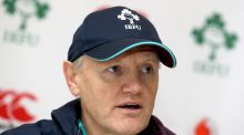 Joe Schmidt has named a 34-man Ireland squad ahead of next Saturday's Six Nations clash with France. Photograph: Dan Sheridan/Inpho