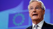 Michel Barnier: Britain is banking on more trade-minded EU leaders to keep him in check. Photograph: Reuters/Francois Lenoir