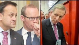 Leo Varadkar and Simon Coveney are anxious to set in place a timeline for Taoiseach Enda Kenny's departure.