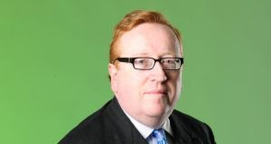 'Daily Telegraph' journalist Simon Heffer: suggested Ireland might be next to leave the EU.