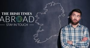Join the Irish Times Abroad Network