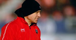 Richard Cockerill has been named as the new head coach of Edinburgh Rugby. Photograph: Paul Harding/PA