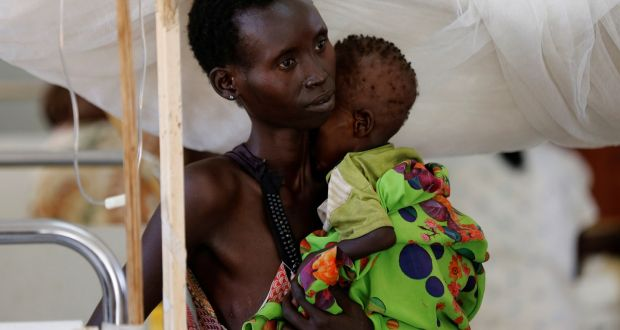 Famine in South Sudan: months of hunger lie ahead