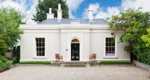 Grandeur preserved at Monkstown Regency villa