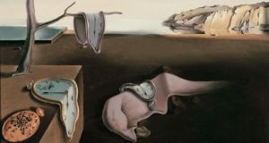 Keeping clock: Salvador Dalí's painting The Persistence of Memory. Photograph: Bettmann/Getty
