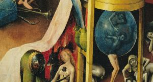 From Patrick Meade's favourite work of art, 'The Garden of Earthly Delights' by Hieronymus Bosch, at the Prado Museum in Madrid